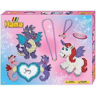 Hama 10,3148 Dragon och vänner present förpackning