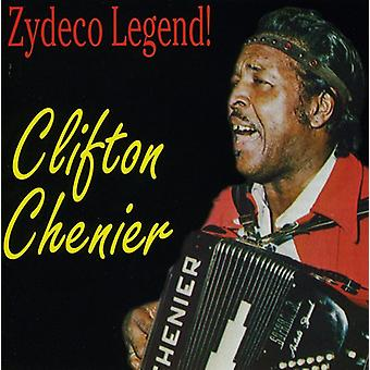 Clifton Chenier-Zydeco Legend [CD] USA import