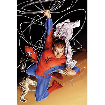 Peter Parker - Spider-girls Gone Wild! by Bob Gale - Patrick Olliffe -
