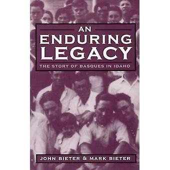 Un héritage durable-l'histoire des Basques en Idaho-9780874175684 livre