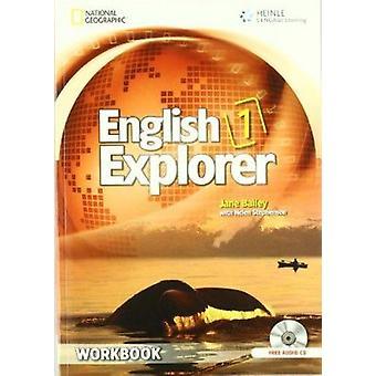 English Explorer 1 by Helen Stephenson - 9781111055257 Book