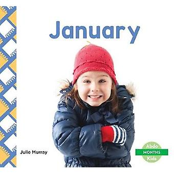 January by Julie Murray - 9781532100154 Book