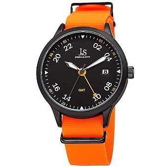 Joshua & son €™ s JX147OR Menâ €™ s designer Watch â €