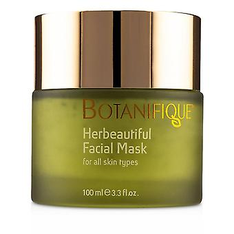 قناع الوجه Botanifique Herbeautiful - 100ml/3.3oz