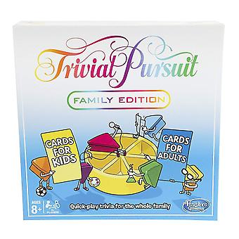 Games Trival Pursuit Family Edition Board Game
