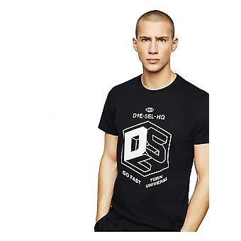 Diesel T-Diego-a3 T skjorte svart