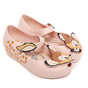 Melissa Shoes Mini Ultragirl Bambi Shoes, Blush