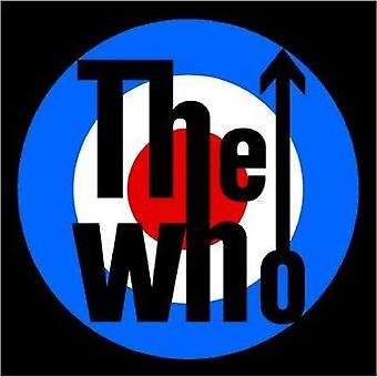 The Who classic mod Target Logo new Official any occasion Greeting Card