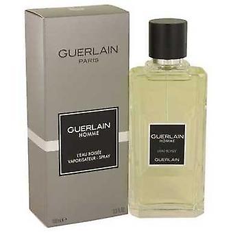 Guerlain Homme L'eau Boisee af Guerlain Eau de toilette spray 3,3 oz (mænd) V728-538868