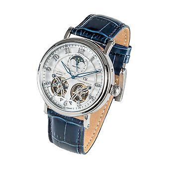 Carl of Zeyten men's watch wristwatch automatic Murg CVZ0054SL