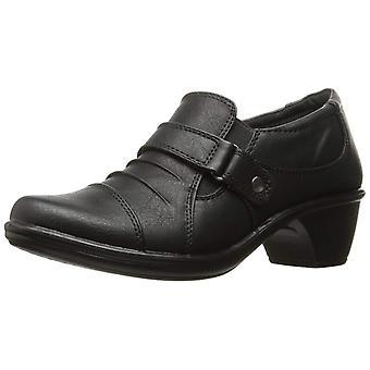 Easy Street mulheres Mika round Toe tornozelo moda botas