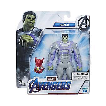 Marvel Avengers Hulk Deluxe Movie 6 Inch Action Figure