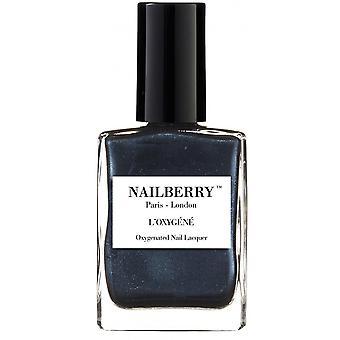 NailBerry Nail Polish Oxygenated Nail Lacquer - Storm 15ml