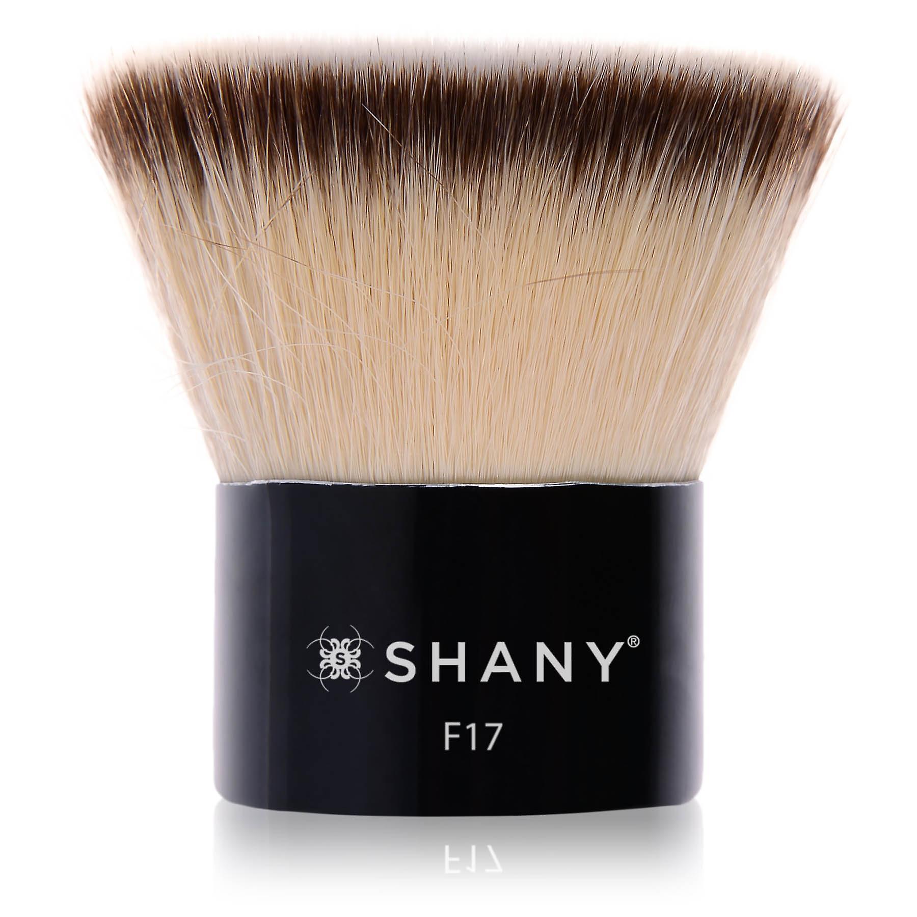 SHANY Master Kabuki – Powder and Highlighter - Perfect for Contouring