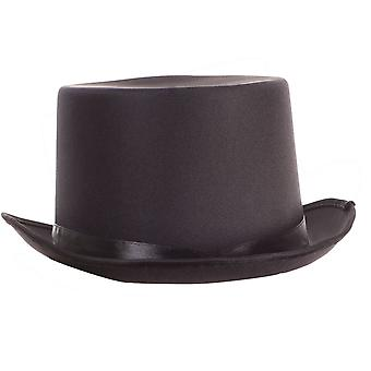 Bristol nyhed unisex satin look top hat