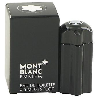 Montblanc emblem mini edt by mont blanc 531962 4 ml
