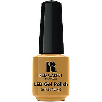 Red Carpet Manicure LED Nail Polish - I Am So Honored 9ml
