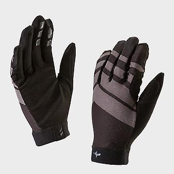 New Sealskinz Dragon Eye MTB Ultralite Cycling Gloves Black