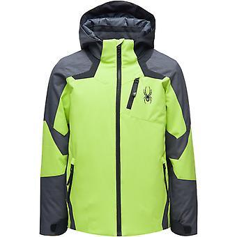 Spyder LEADER Ragazzi Repreve PrimaLoft Ski Jacket calce