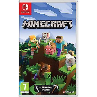 Minecraft gry Nintendo Switch