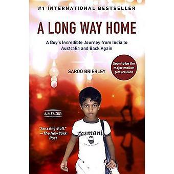 A Long Way Home - A Memoir by Saroo Brierley - 9780425276198 Book