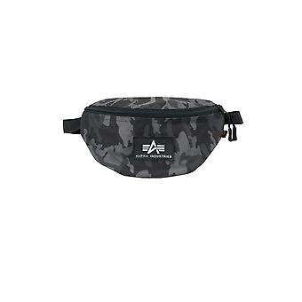 Alpha Industries Unisex Hip Bag Rubber Print