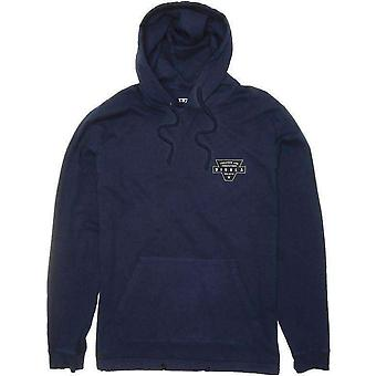 Vissla sofa surfer hoodie - dark denim