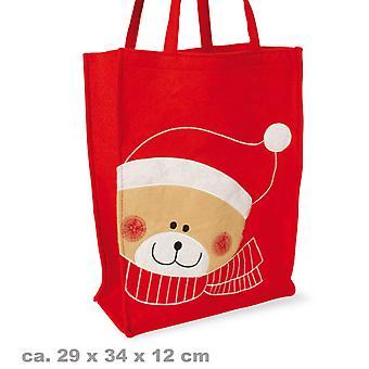 Nikolaustasche Weihnachten Xmas Santa