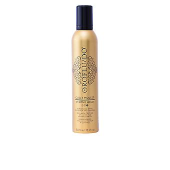 Orofluido Orofluido Curly Mousse Strong Hold 300 Ml Unisex