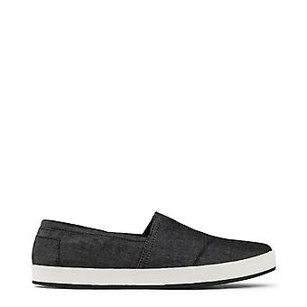Hombres de Toms Chambray gris Slip-on--CHAM586928