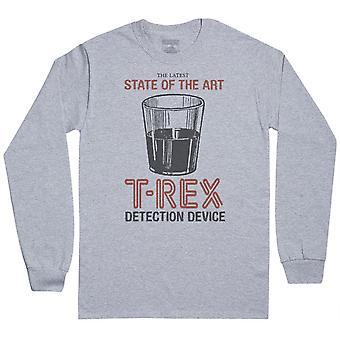 T-Rex Detection - Mens Long Sleeve T-Shirt