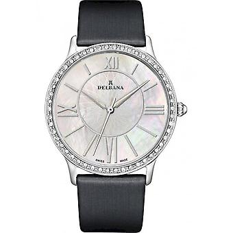 Delbana - Wristwatch - Ladies - Dress Collection - 41611.591.1.516 - Paris