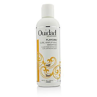Ouidad Playcurl Curl Amplifying Shampoo (losse krullen) - 250ml/8.5oz