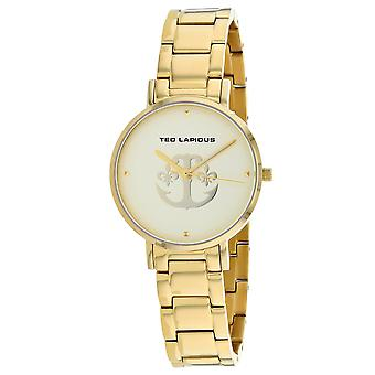 Ted Lapidus Women's Classic Gold Dial Watch - A0742PTPX