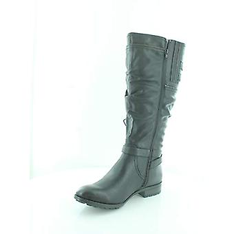 WHITE MOUNTAIN Remi Women's Boots Black Size 11 M