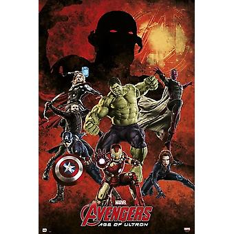 Poster - Studio B - Avengers - Age of Ultron 1 Sheet 23