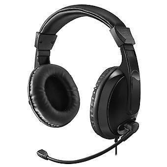 Multimedia-Kopfhörer mit Mikrofon