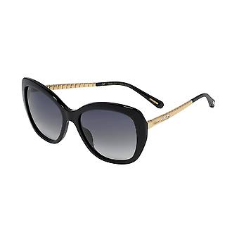 Chopard SCH259S 0700 Shiny Black/Smoke Gradient Sunglasses