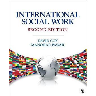 International Social Work Issues Strategies and Programs by Cox & David