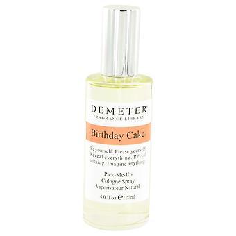 Demeter by Demeter Birthday Cake Cologne Spray 4 oz / 120 ml (Women)