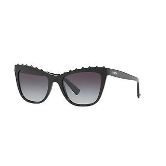 Valentino VA4022 5001/8G Black/Grey Gradient Sunglasses