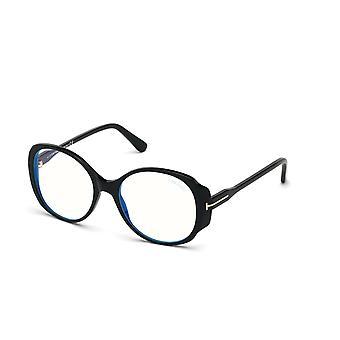 Tom Ford TF5620-B 001 Shiny Black Glasses