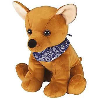 Warmies Thermal Teddy Chihuahua Microwaves