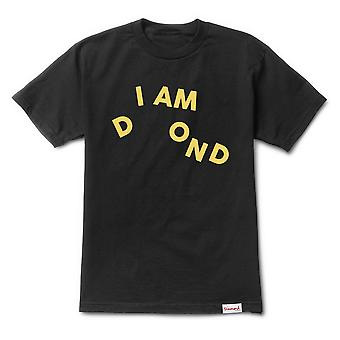 Diamond Supply Co I Am Tee Black