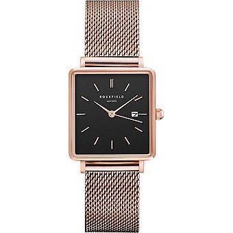 QBMR-Q05 horloge-Damesmode horloge Milanese staal