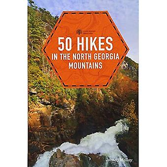 50 Hikes in the North Georgia Mountains