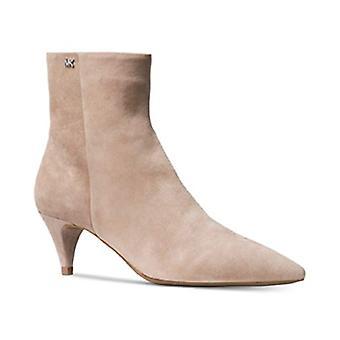 Michael Michael Kors mujer ante puntiagudo toque tobillo botas de moda