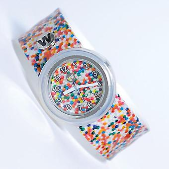 #342 - sprinkle dots - watchitude slap watch