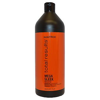 Matrix GesamtErgebnisse Shampoo Mega Sleek Shea Butter 1000ml