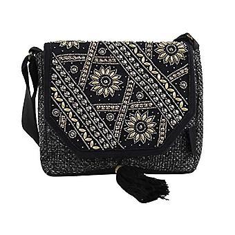For Time Bandolera with Solapa Lonan - Multicolored Women's Shoulder Bags (Nico) 1x19x23 cm (W x H L)